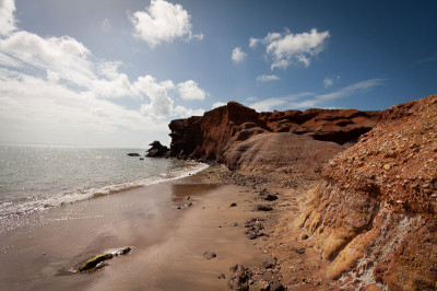 Stunning Love Beach, in Coche Island, Venezuela