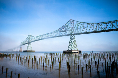 Astoria-Megler Bridge, Oregon