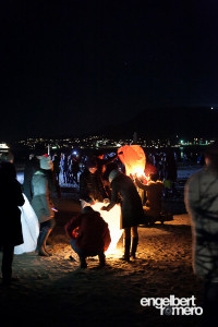 Sky Lantern Festival 2014