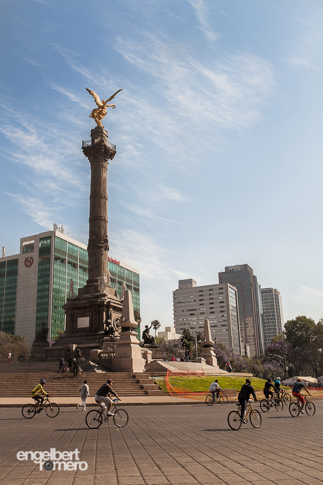 Angel of Independence Monument, Reforma