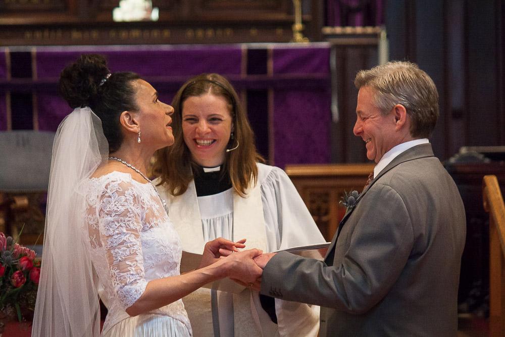 Wedding Ceremony - Ring Exchange